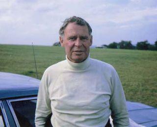 Douglas Parmée in 1971