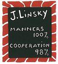 Jenny Linsky's grades