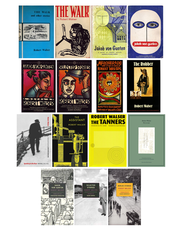 Walser covers
